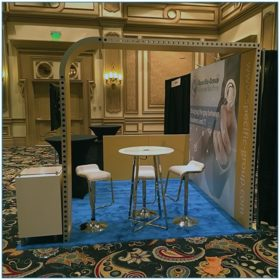 10x10 Booth Rental Package 100 - Specialty Group Software Solutions