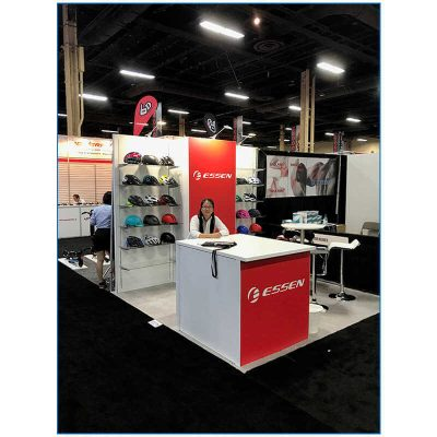Essen - 10x10 Trade Show Booth Rental Package 104