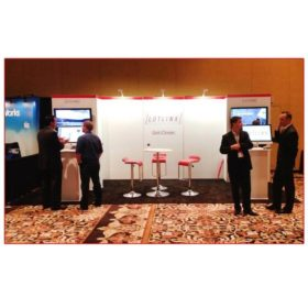 LotLinx - 10x20 Trade Show Booth Rental Package 201