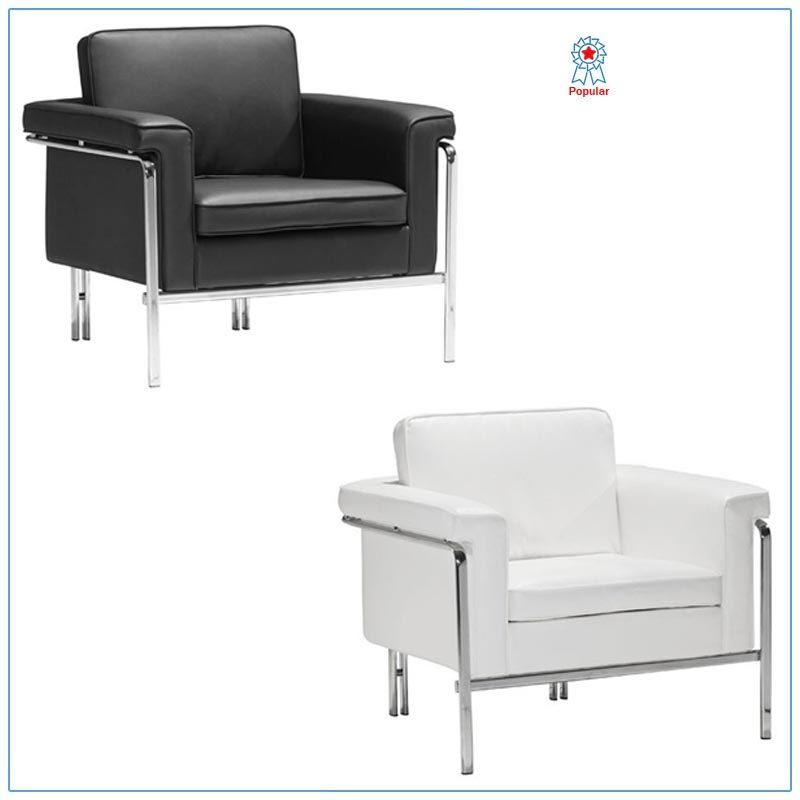 Amanda Lounge Chairs - LV Exhibit Rentals in Las Vegas