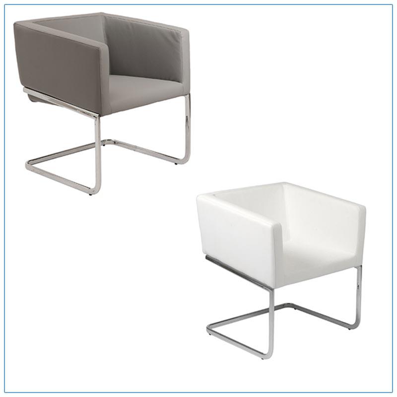 Ari Lounge Chairs - LV Exhibit Rentals in Las Vegas