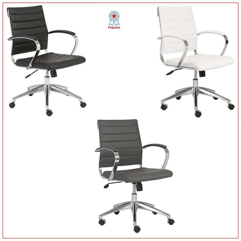 Axel Office Chairs - LV Exhibit Rentals in Las Vegas