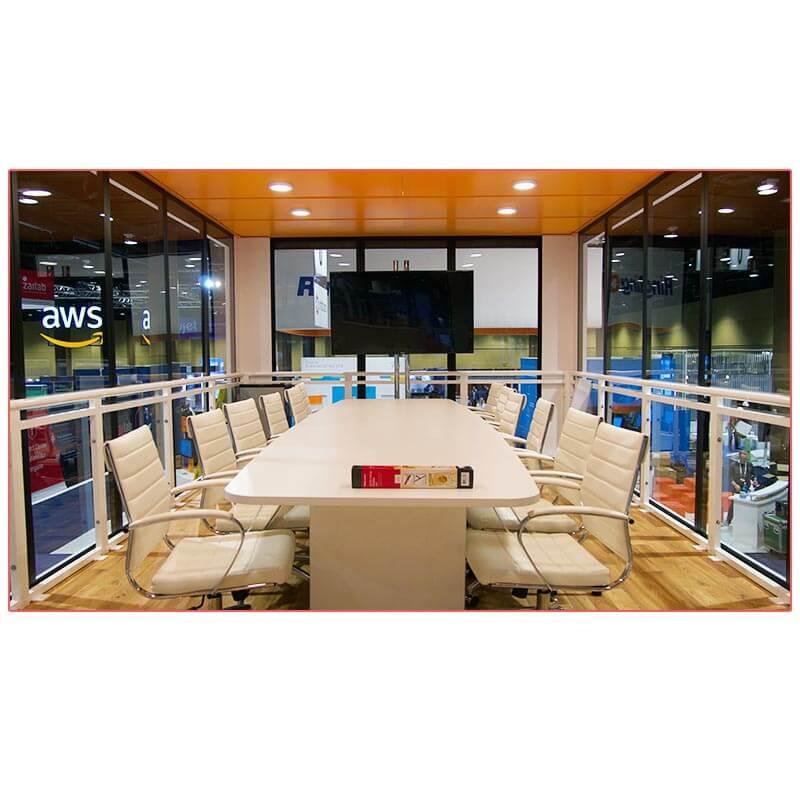 Axel Office Chairs - Vonage - LV Exhibit Rentals in Las Vegas