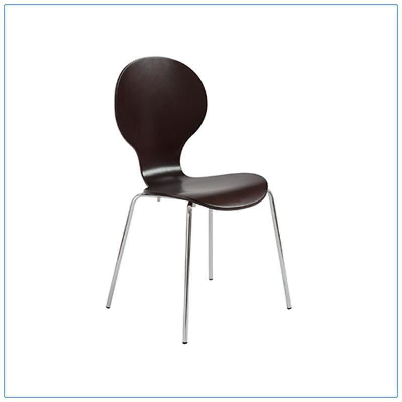 Bunny Chairs - Wenge - LV Exhibit Rentals in Las Vegas