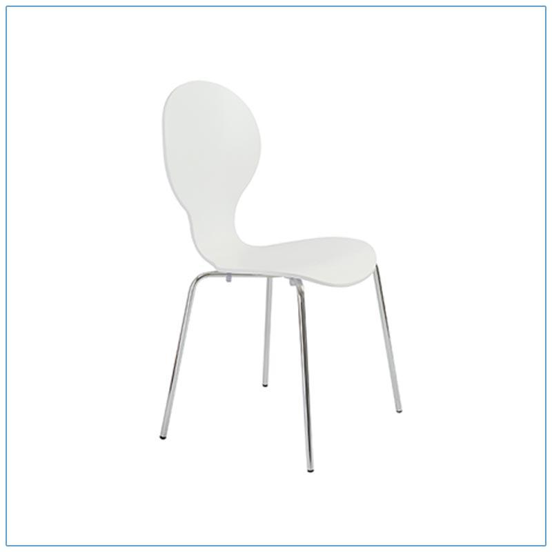 Bunny Chairs - White - LV Exhibit Rentals in Las Vegas