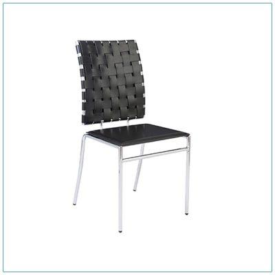 Carina Chairs - Black - LV Exhibit Rentals in Las Vegas
