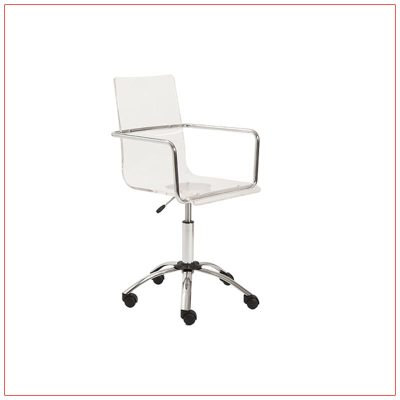 Chloe Office Chairs - LV Exhibit Rentals in Las Vegas