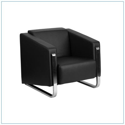 Deco Lounge Chairs - LV Exhibit Rentals in Las Vegas