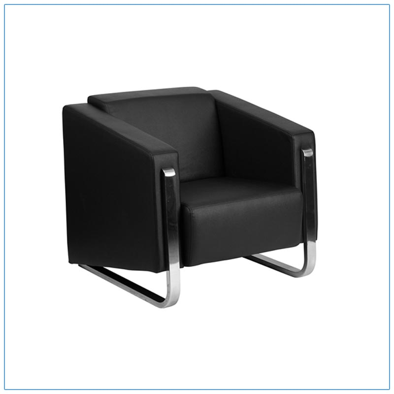 Deco Lounge Chairs - LV Exhibit Rentals in Las Vegas