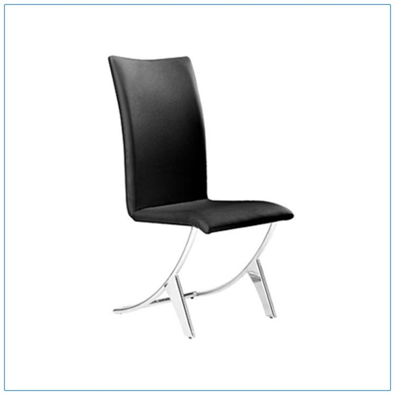 Delphin Chairs - Black - LV Exhibit Rentals in Las Vegas