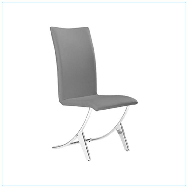 Delphin Chairs - Gray - LV Exhibit Rentals in Las Vegas