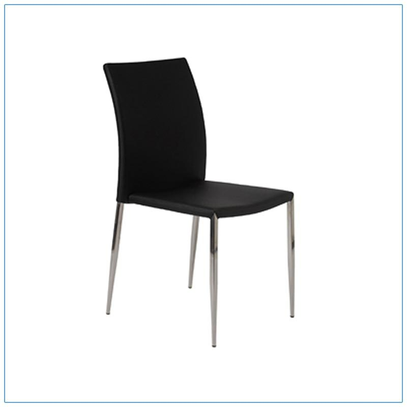 Diana Chairs - Black - LV Exhibit Rentals in Las Vegas