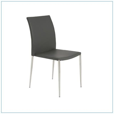Diana Chairs - Gray - LV Exhibit Rentals in Las Vegas