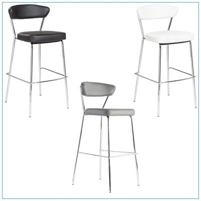 Draco Bar Stools - Trade Show Furniture Rentals from LV Exhibit Rentals in Las Vegas