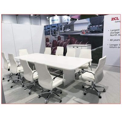 Fenella Office Chairs - ZCL - LV Exhibit Rentals in Las Vegas