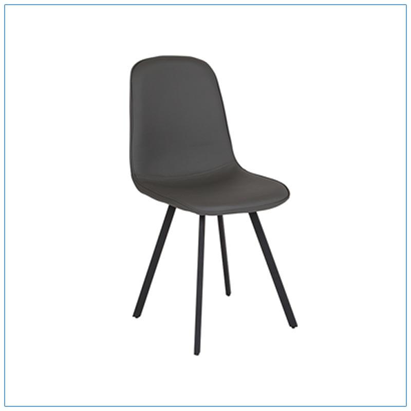 Flare Chairs - Gray - LV Exhibit Rentals in Las Vegas