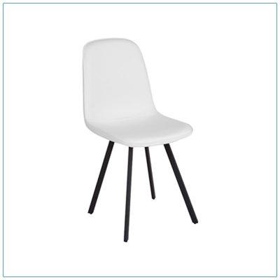 Flare Chairs - White - LV Exhibit Rentals in Las Vegas
