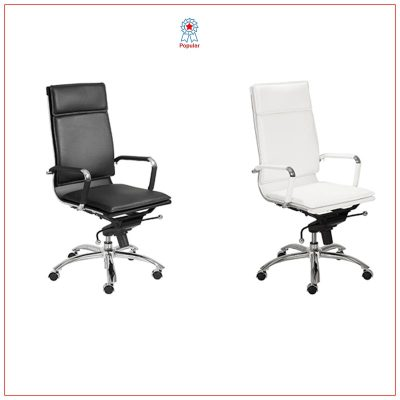 Gunar High Back Office Chairs - LV Exhibit Rentals in Las Vegas