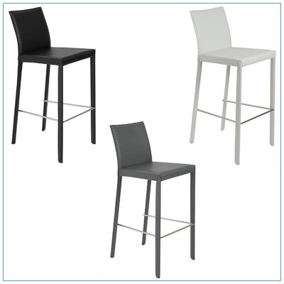 Hasina Bar Stools - Trade Show Furniture Rentals from LV Exhibit Rentals in Las Vegas