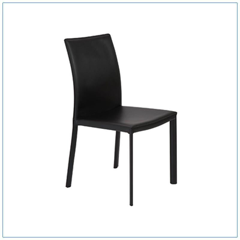 Hasina Chairs - Black - LV Exhibit Rentals in Las Vegas