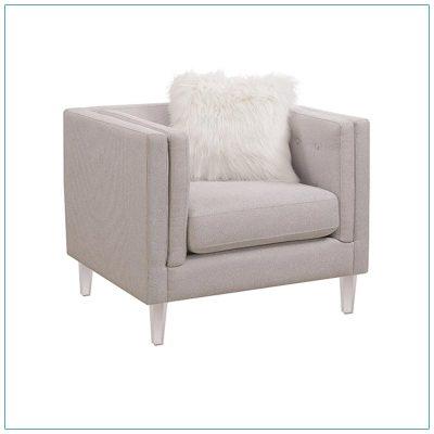 Hemet Lounge Chairs - LV Exhibit Rentals in Las Vegas