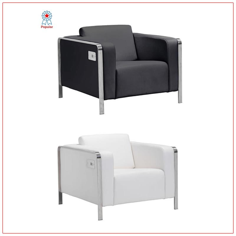 Jolt USB Arm Lounge Chairs - LV Exhibit Rentals in Las Vegas