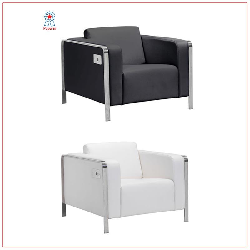 Jolt USB Arm Lounge Chairs - LV Exhibit Rentals in Las Vegas