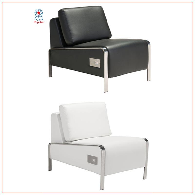 Jolt USB Armless Lounge Chairs - LV Exhibit Rentals in Las Vegas