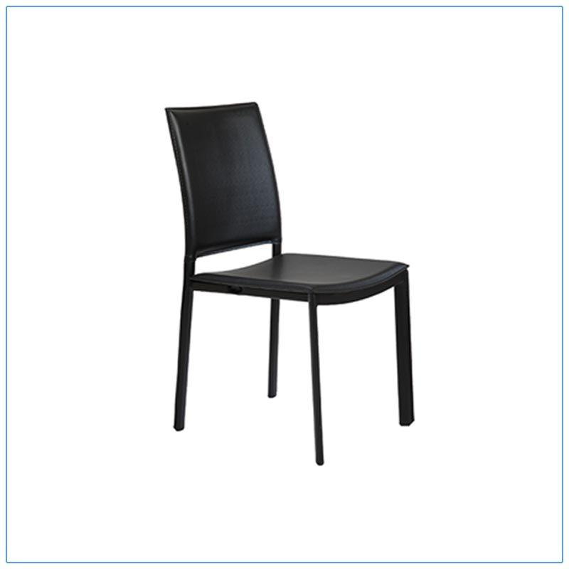Kate Chairs - Black - LV Exhibit Rentals in Las Vegas