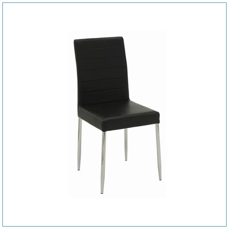 Lance Chairs - Black - LV Exhibit Rentals in Las Vegas