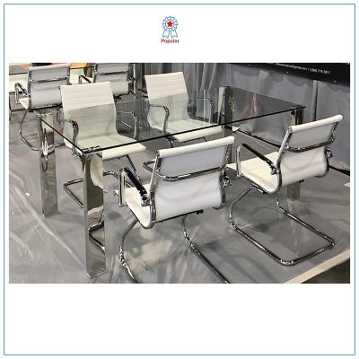 Lind Conference Chairs - LV Exhibit Rentals in Las Vegas