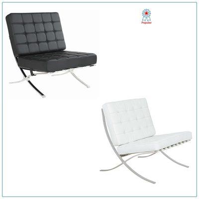 Marco Lounge Chairs - LV Exhibit Rentals in Las Vegas