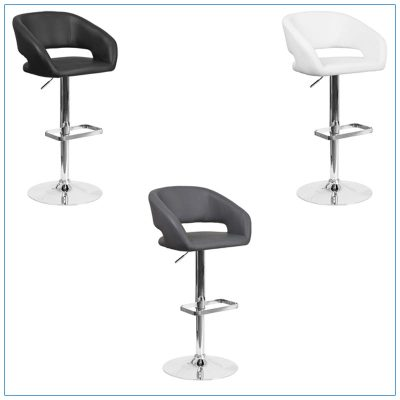 Mod Bar Stools - Trade Show Furniture Rentals from LV Exhibit Rentals in Las Vegas