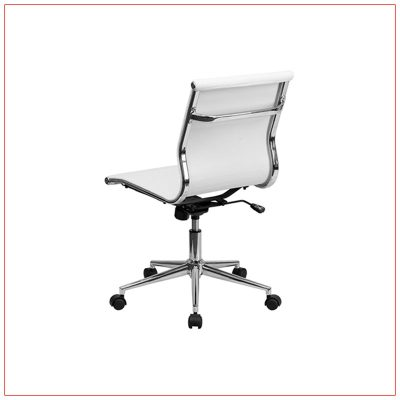 Motto Office Chairs - White Back - LV Exhibit Rentals in Las Vegas