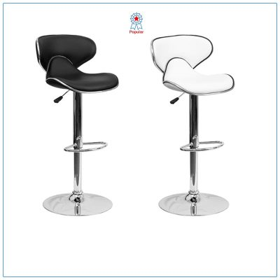 Oxbow Bar Stools - Trade Show Furniture Rentals from LV Exhibit Rentals in Las Vegas