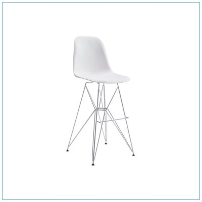 Paris Bar Stool - Trade Show Furniture Rentals from LV Exhibit Rentals in Las Vegas