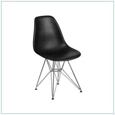 Paris Chairs - Black - LV Exhibit Rentals in Las Vegas