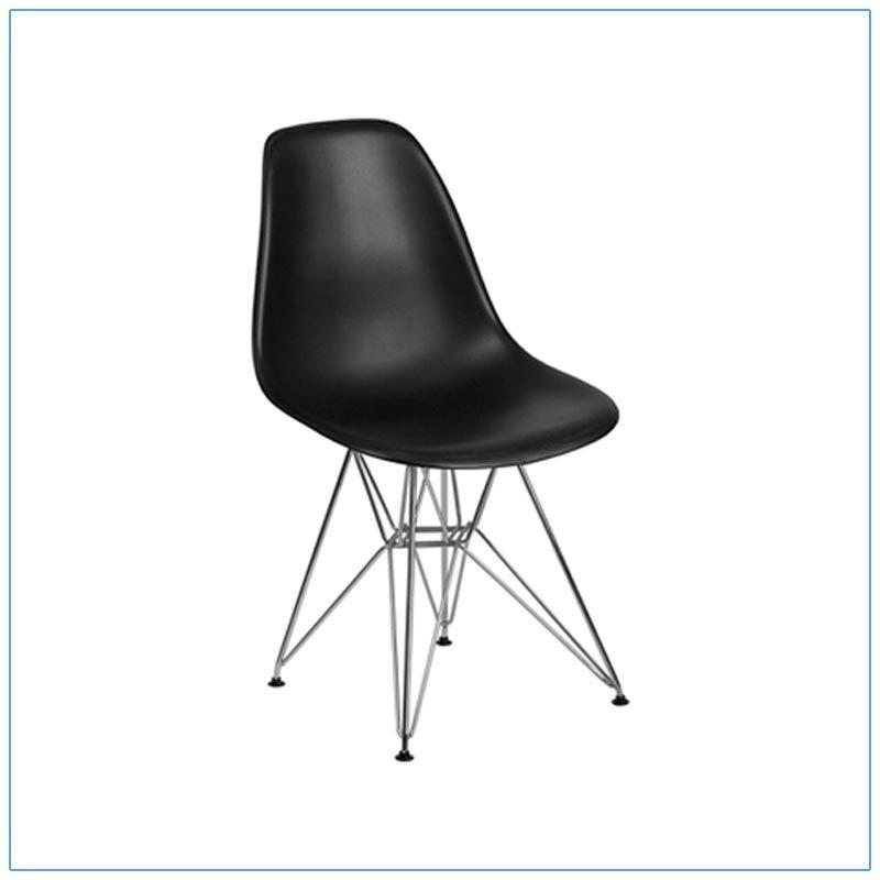 Paris Chairs - Black - LV Exhibit Rentals in Las Vegas