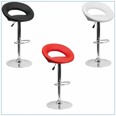 Pluto Bar Stools - Trade Show Furniture Rentals from LV Exhibit Rentals in Las Vegas