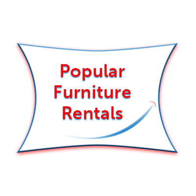 Popular Furniture Rentals