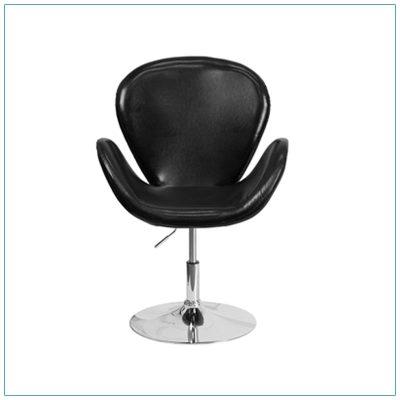 Pori Lounge Chairs - Black - LV Exhibit Rentals in Las Vegas