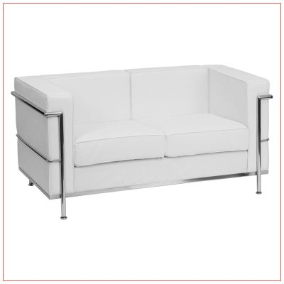 Regal Loveseat - LV Exhibit Rentals in Las Vegas