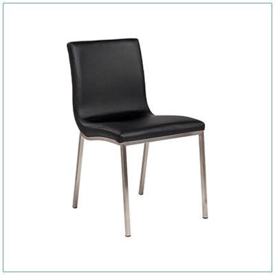 Scott Chairs - Black - LV Exhibit Rentals in Las Vegas