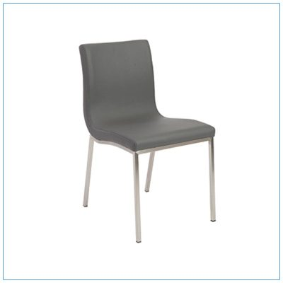Scott Chairs - Gray - LV Exhibit Rentals in Las Vegas