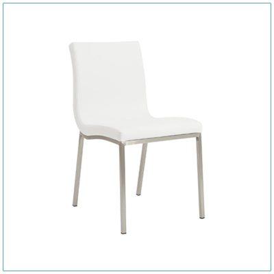 Scott Chairs - White - LV Exhibit Rentals in Las Vegas