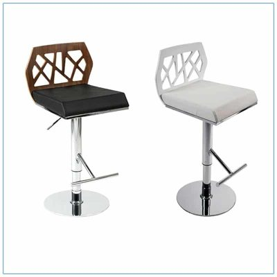 Sophia Bar Stools - Trade Show Furniture Rentals from LV Exhibit Rentals in Las Vegas