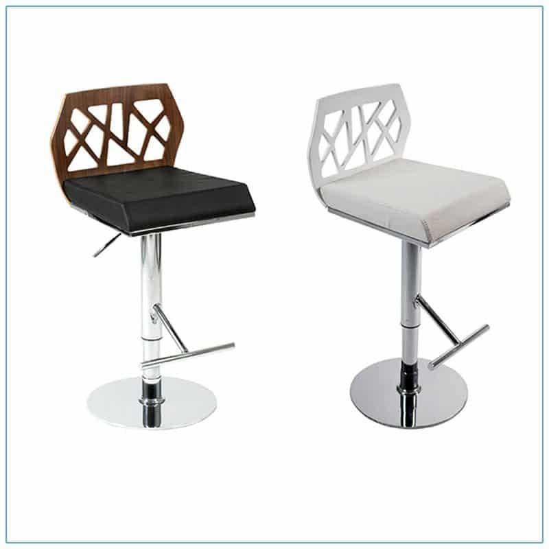Sophia Bar Stools - Trade Show Furniture Rentals from LV Exhibit Rentals in Las Vegas