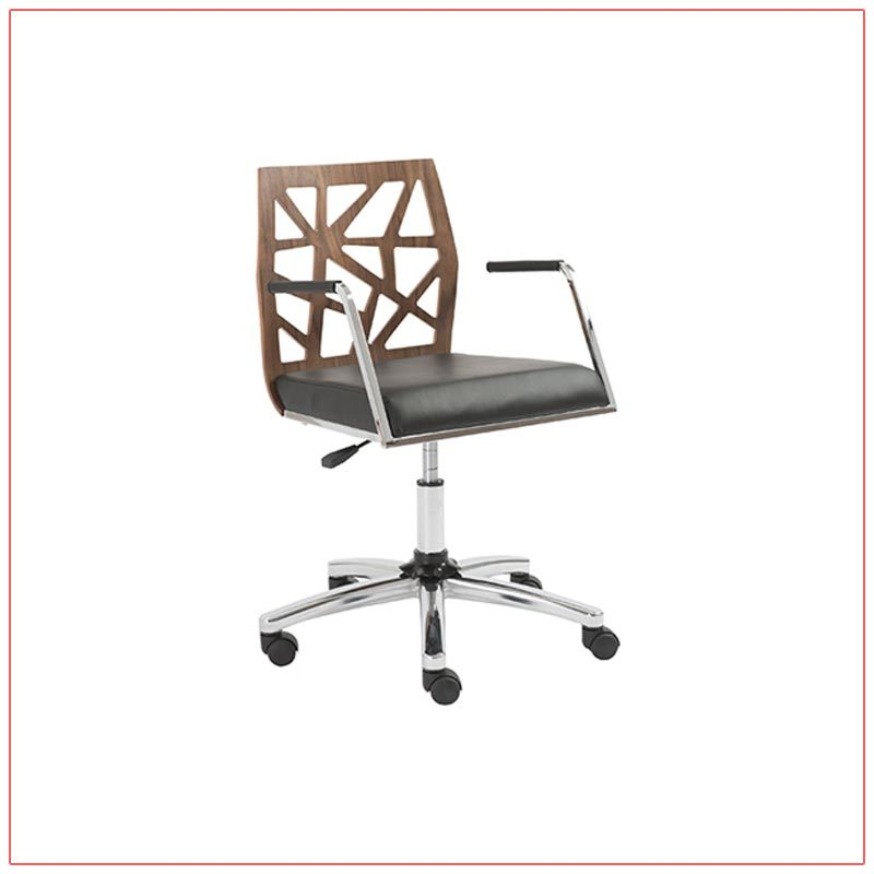 Sophia Office Chairs - LV Exhibit Rentals in Las Vegas