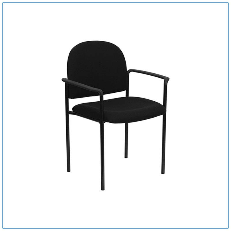 Stack Arm Conference Chairs - LV Exhibit Rentals in Las Vegas