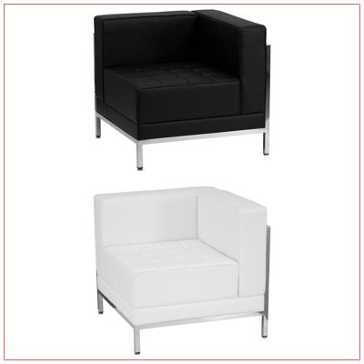 Tampa Right Corner Sectional - LV Exhibit Rentals in Las Vegas